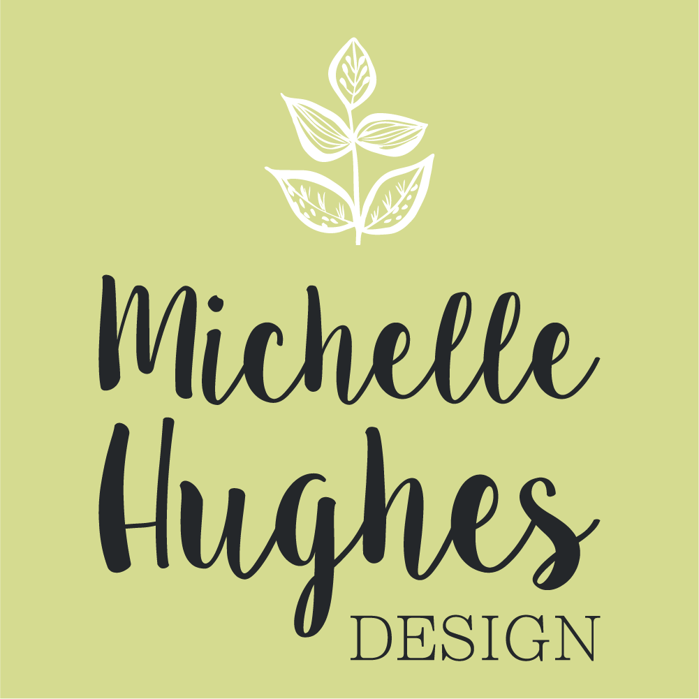 Graphic Design by Michelle Hughes Design